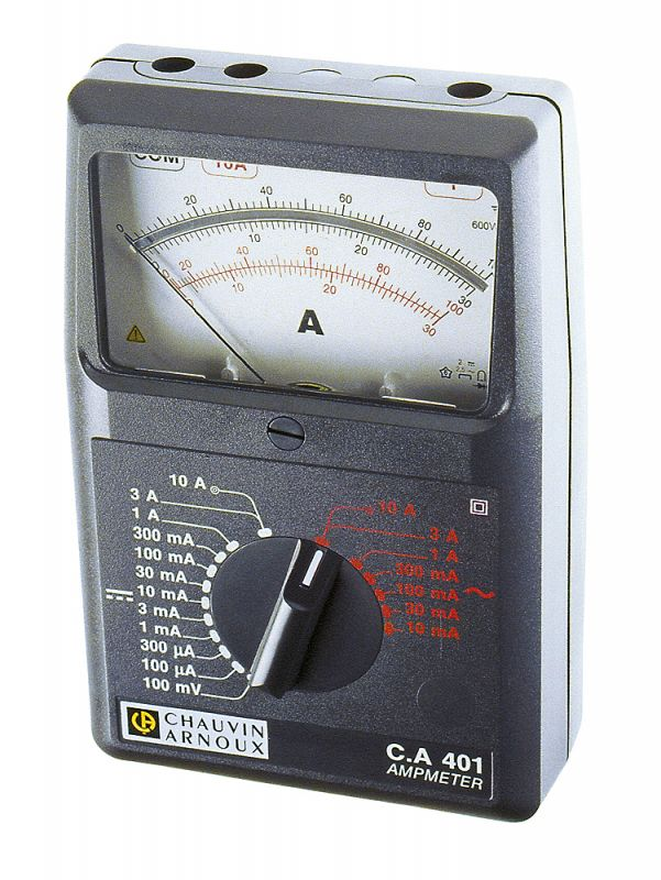 Analógový multimeter C.A 401