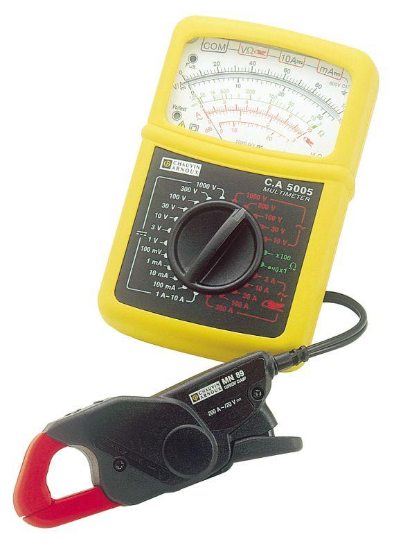 Ručičkový multimeter C.A 5005 KIT