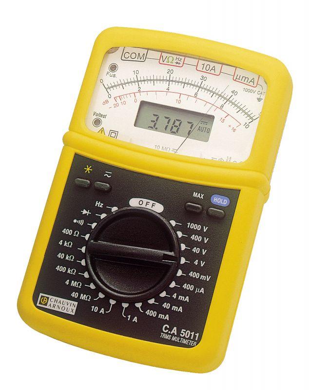 Ručičkový multimeter C.A 5011C