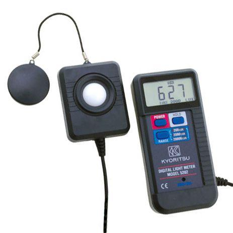 Luxmeter Kyoritsu KEW 5202