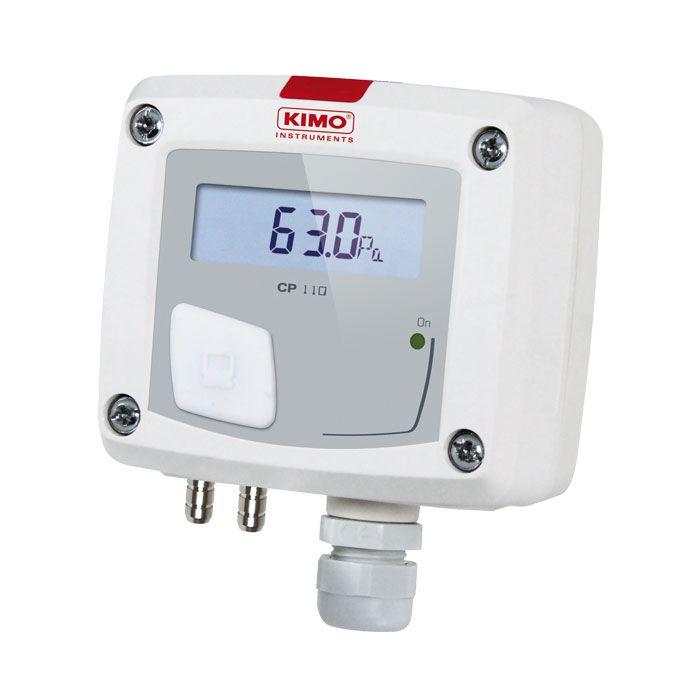 Prevodník tlaku KIMO CP 110