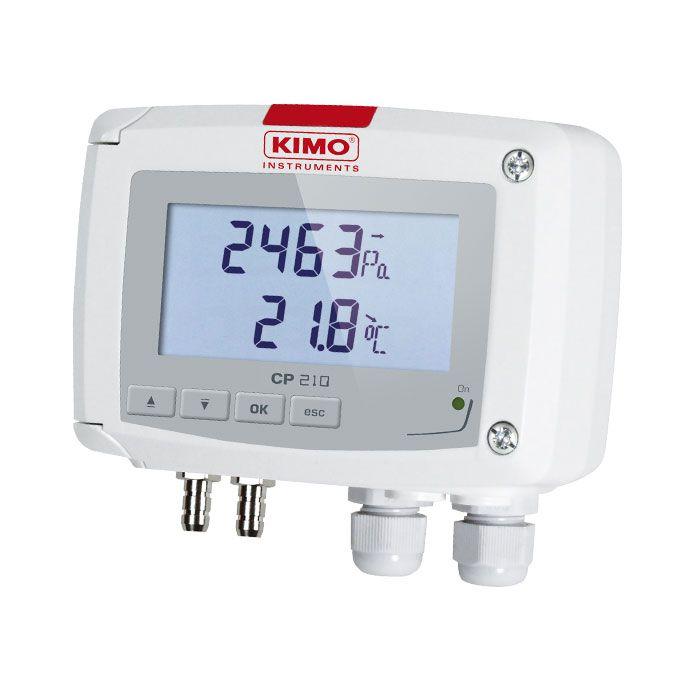 Prevodník tlaku KIMO CP 210