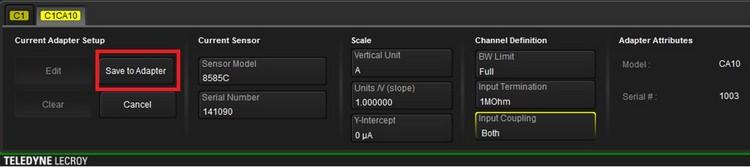 Adaptér proudových sond LeCroy CA10 ca10-nastaveni-933.jpg