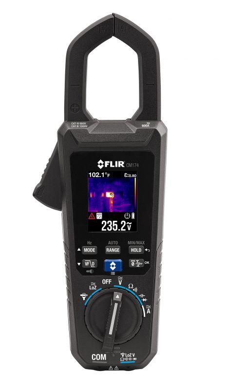 Termografický kliešťový multimeter FLIR CM174