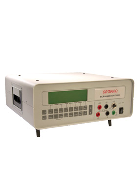 Digitálny mikroohmmeter DO5002