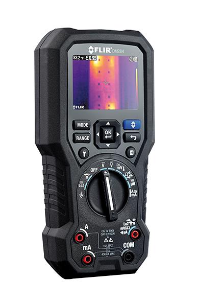 Multimeter stermokamerou Flir DM284