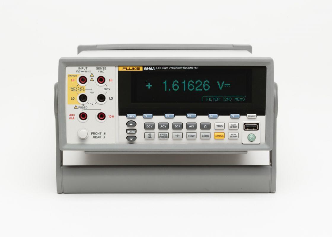 Stolový multimeter FLUKE 8846A