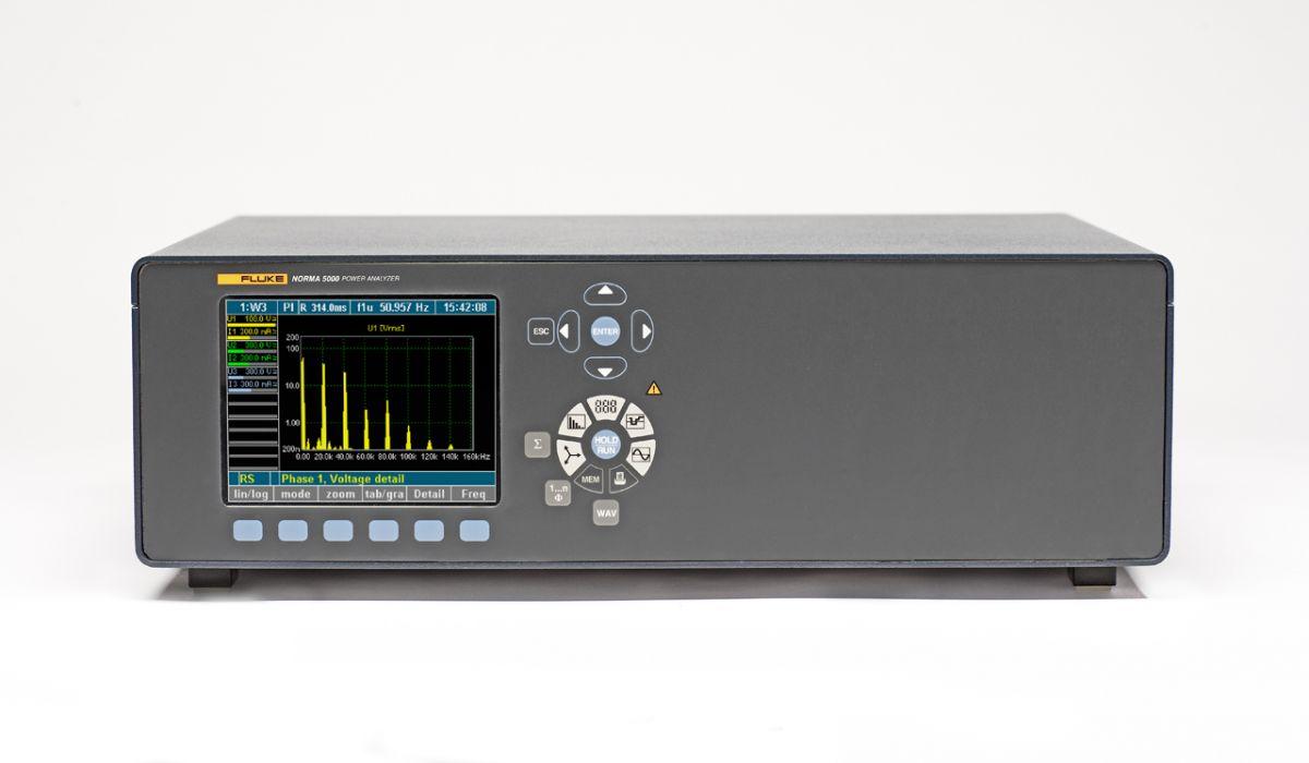 Analyzátor el. energie FLUKE Norma 5000