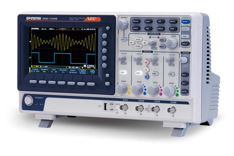 Osciloskop GW Instek GDS 1000B