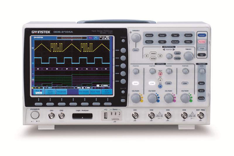 Osciloskopy GW Instek GDS 2000A