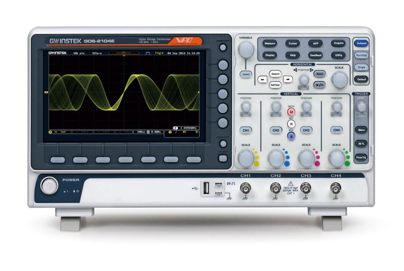 Osciloskop GW Instek GDS 2000E