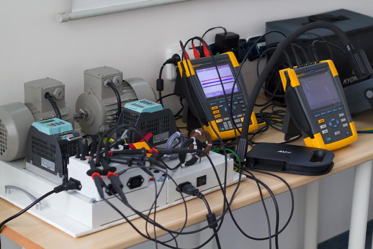 Seminář Měření při údržbě na motorech ařízených pohonech