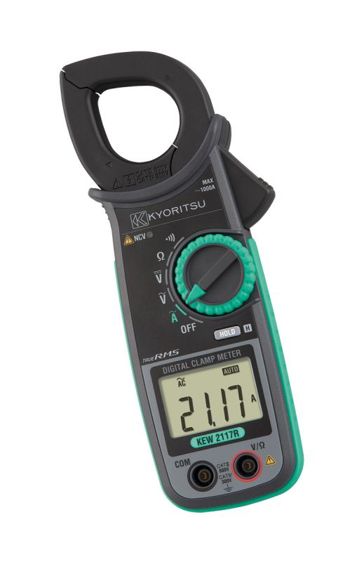 Kliešťový multimeter KEW 2117R