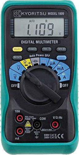 Digitálny multimeter KEW 1009