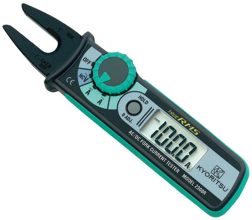 Kliešťový ampérmeter KEW 2300R
