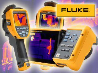 Termokamery Fluke