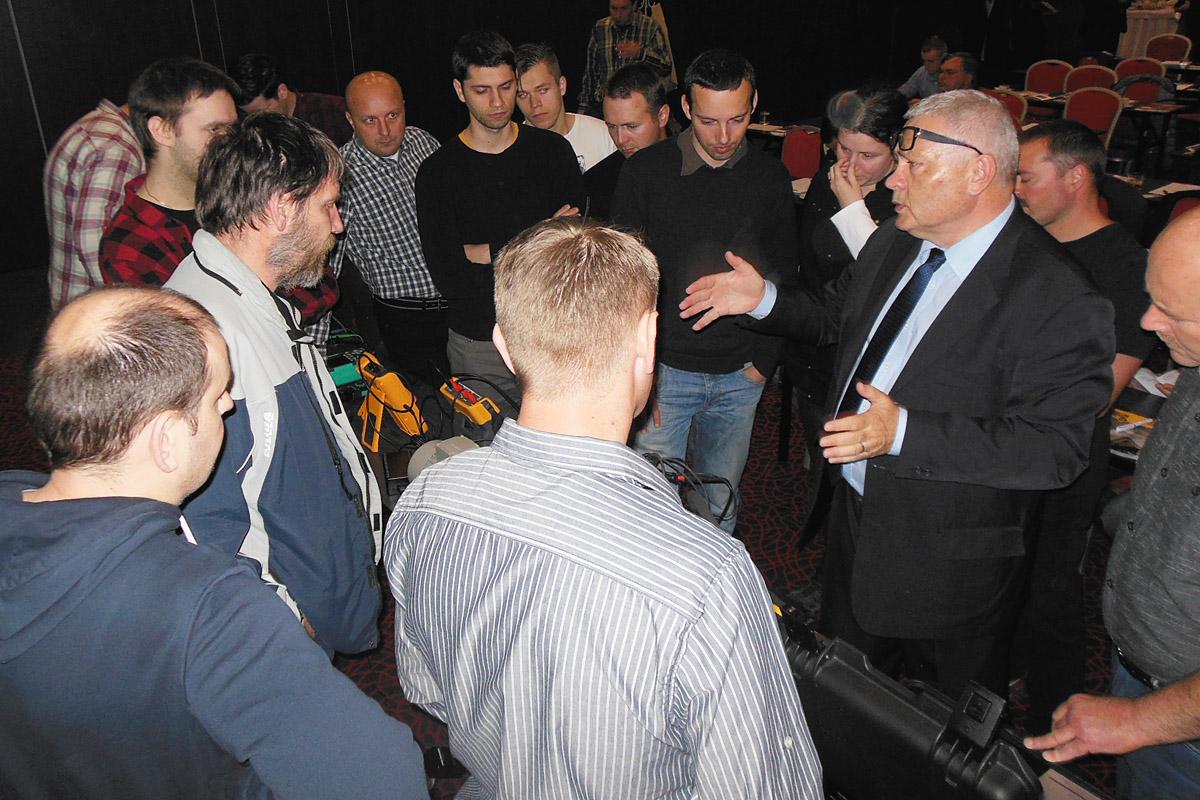 První seminář na Slovensku