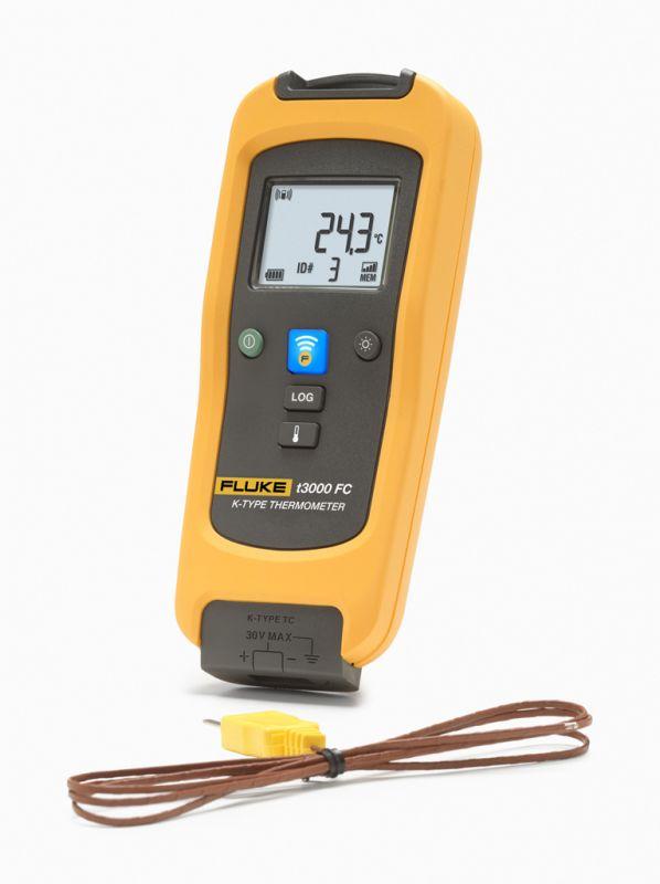 Bezdrátový teplotní modul Fluke t3000 FC