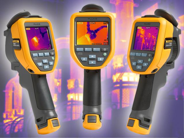 Akčné ponuky! Termokamery Fluke za výhodné ceny!