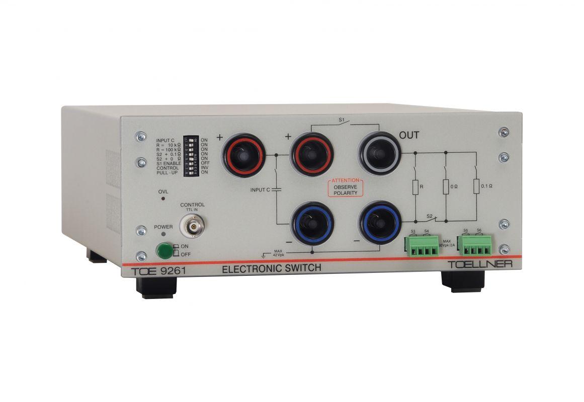 Simulátor mikrovýpadků TOE 9261