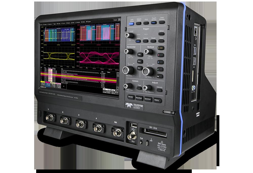 Osciloskopy Teledyne LeCroy WaveRunner 8000 waverunner-8000-hero-2