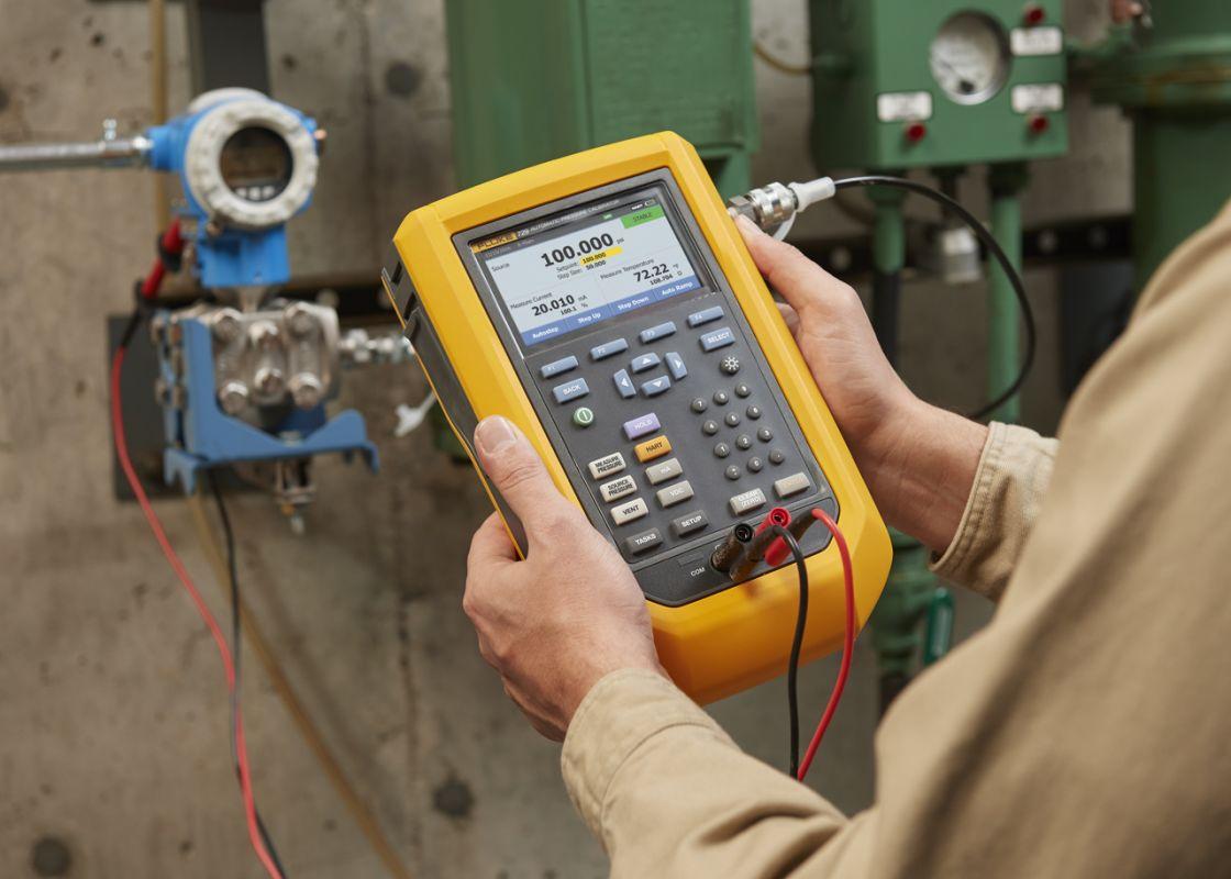 Seminár - Meranie pri údržbe systémov M aR aprocesného riadenia vautomobilovom achemickom priemysle. Teplota, tlak, prúdová slučka.