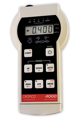 Prenosný miliohmeter DO4000