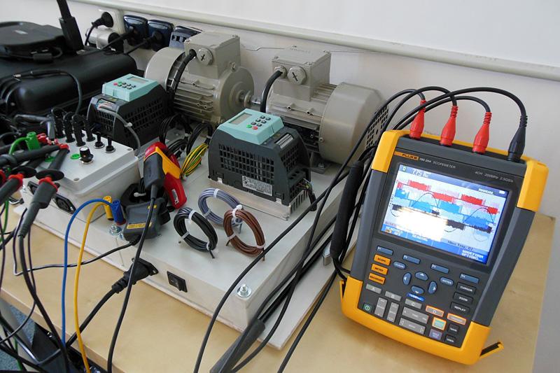 Seminár - Meranie pri údržbe motorov ariadených pohonov 25.10. 2018 vPrahe