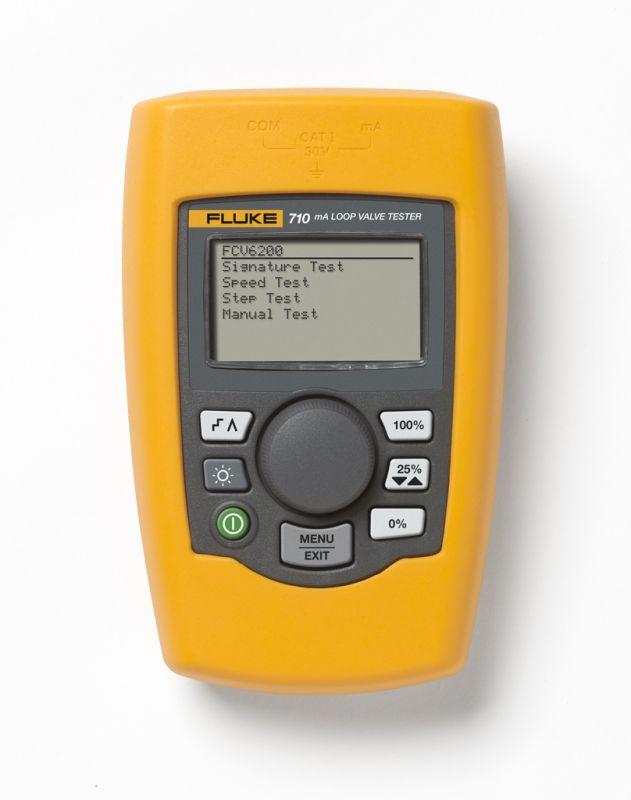 Kalibrátor slučky pre testovanie ventilov Fluke 710 mA