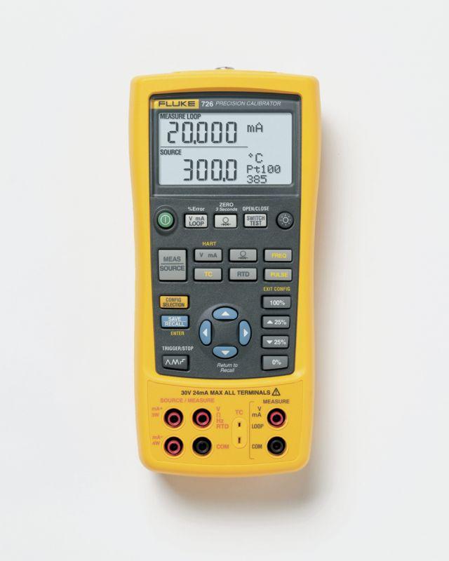 Procesný kalibrátor FLUKE 726