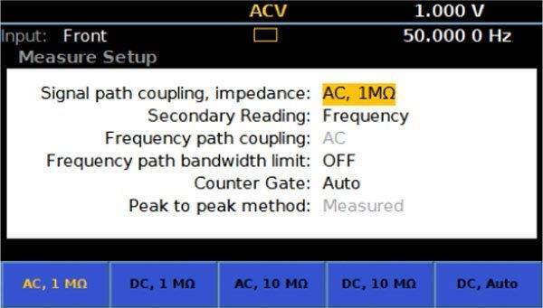 Fluke 8588A - řada referenčních multimetrů fluke_8588a-ac_voltage_measurement_settings.jpg