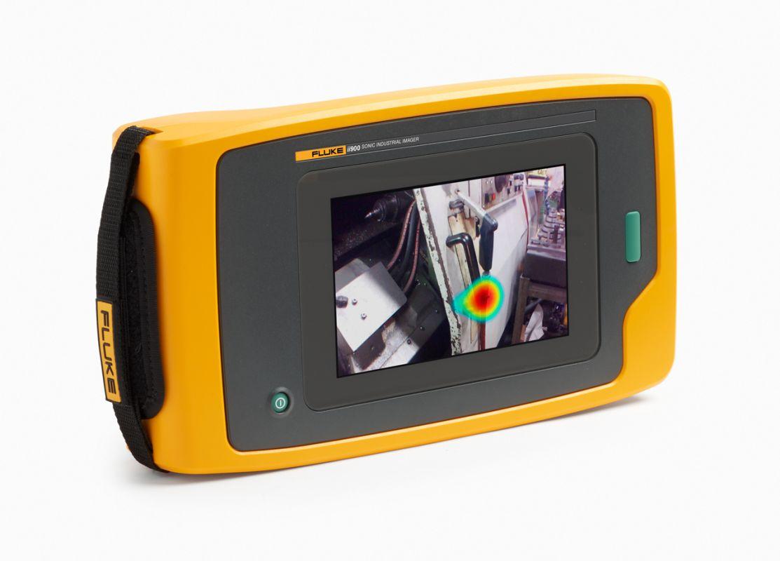 Ultrazvuková premyselná kamera Fluke ii900