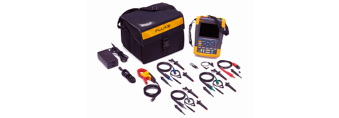 Analyzátory pohonů Fluke MDA-510 aMDA-550 fluke_mda-550_with_equipment_bluepanther.jpg