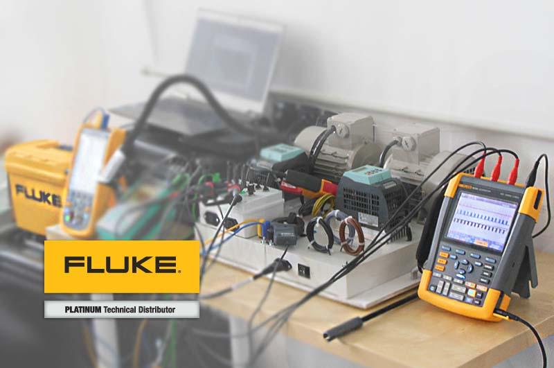 Seminár - Měření při údržbě motorů ařízených pohonů sFluke 22. 11. 2017