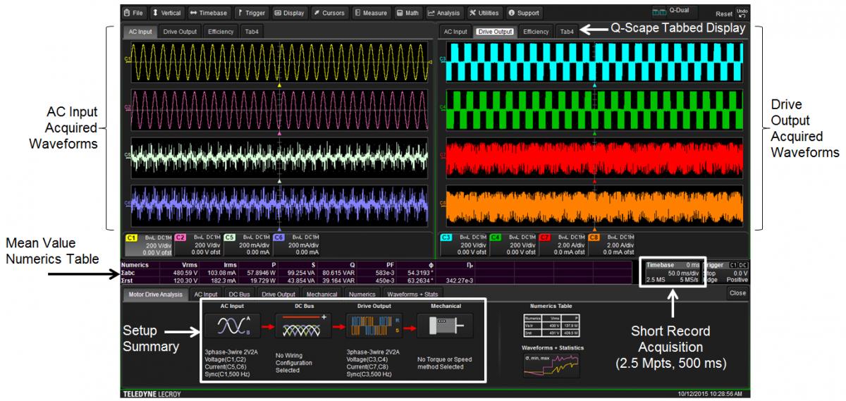 Analyzátor pohonů amotoru Teledyne Lecroy MDA800A obrazovka_3.png