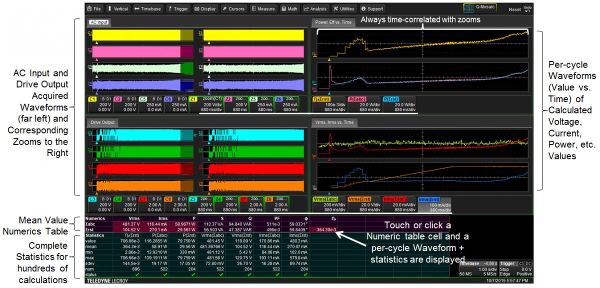 Analyzátor pohonů amotoru Teledyne Lecroy MDA800A obrazovka_5.png