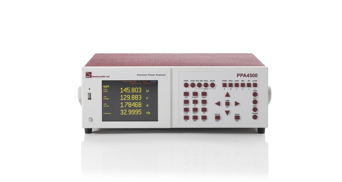 Analyzátor kvality výkonu N4L PPA4500