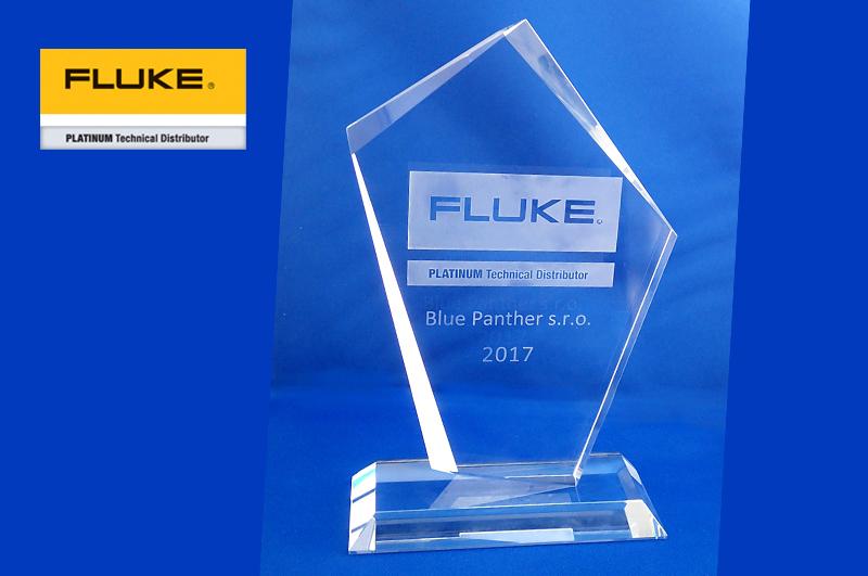 Blue Panther je Platinovým technickým distribútorom Fluke