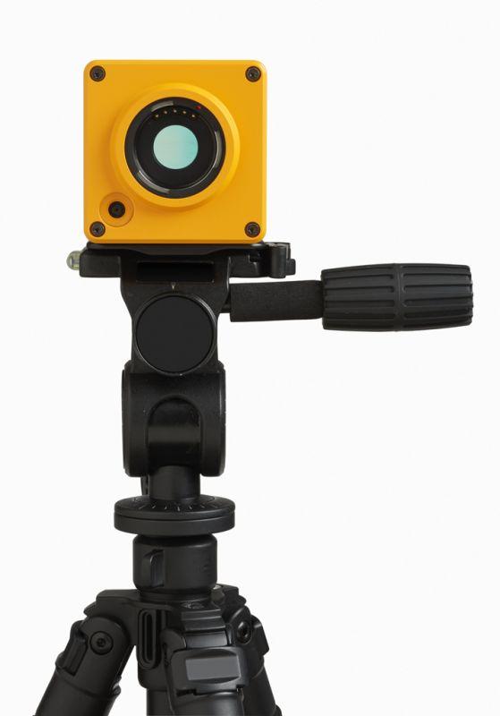 Inštalovaná termokamera Fluke RSE600