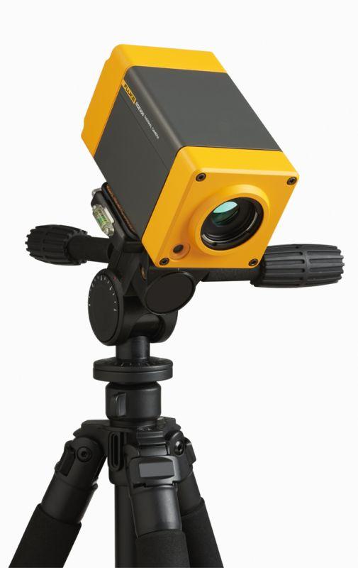 Inštalovaná termokamera Fluke RSE300