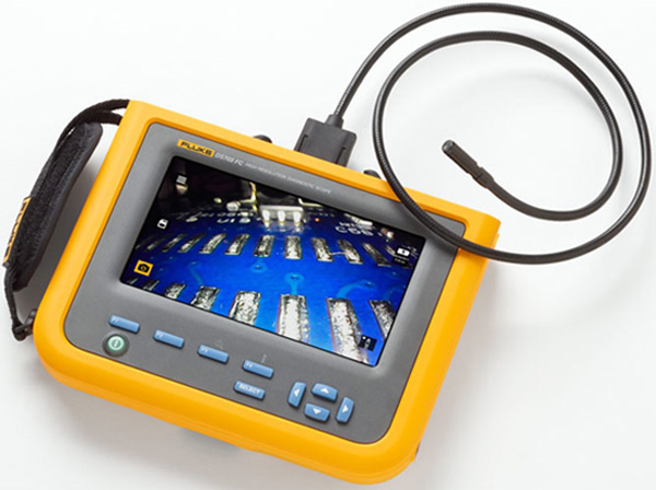 Diagnostický videoskop Fluke DS701