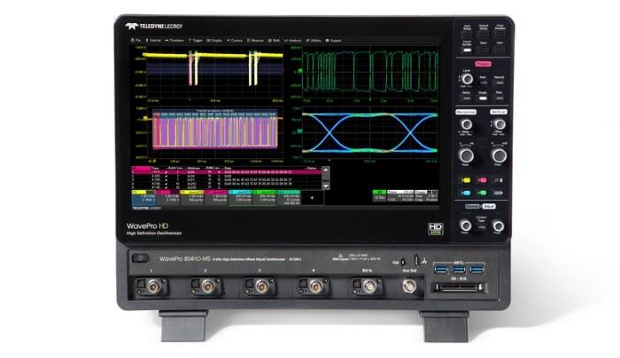 Osciloskop Teledyne LeCroy radu WavePro HD