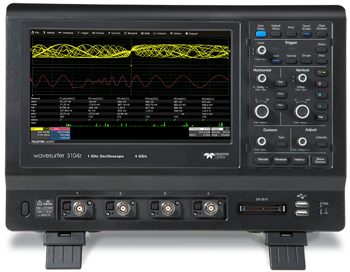 Osciloskop Teledyne LeCroy radu WaveSurfer3000Z