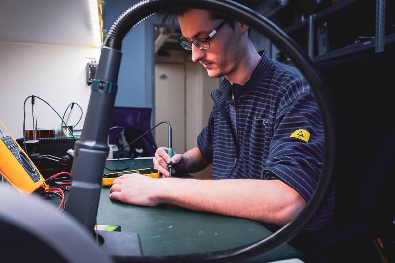 Servis aopravy měřicí techniky