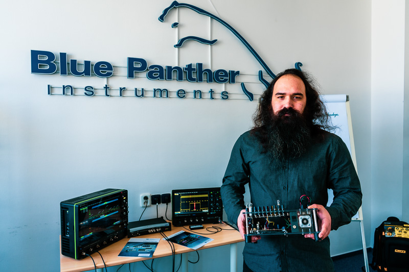 Webinar: Osmikanálový osciloskop Teledyne LeCroy ameranie na elektrických pohonoch