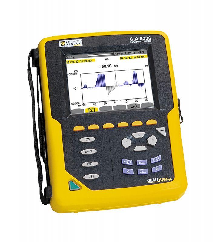 Analyzátor kvality siete C.A 8336 Qualistar