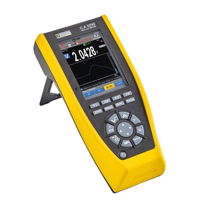 Digitálny multimeter  C.A. 5292, C.A. 5293, C.A. 5293 BT, C.A. 5292 BT