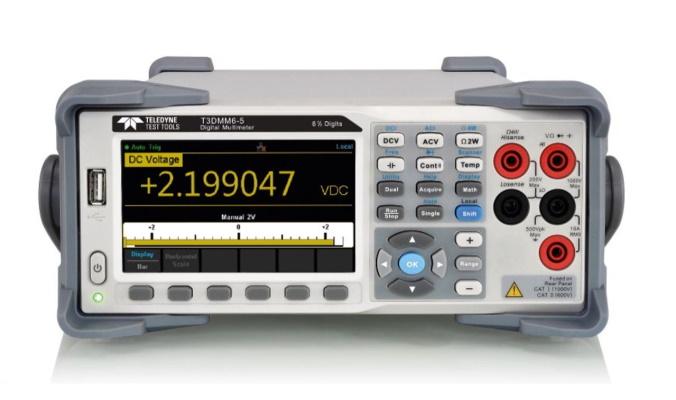 Digitálny multimeter T3DMM6-5