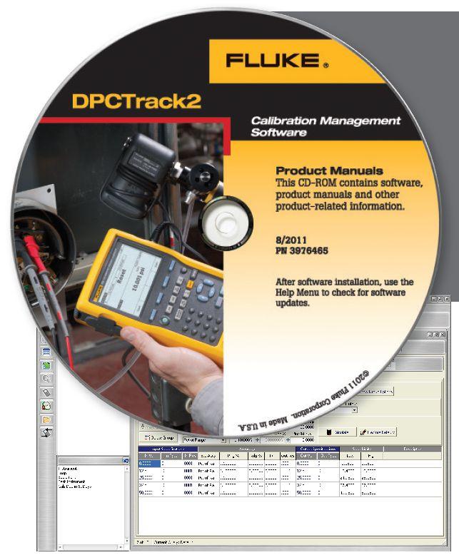 Fluke DPC / TRACK2