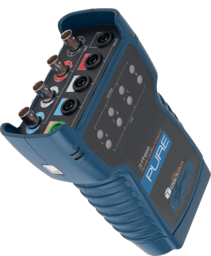 Elspec Blackbox PURE - analyzátor kvality energie